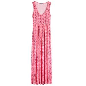 Garnet Knit Maxi Dress